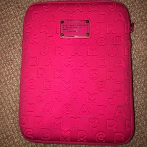 Marc by Marc Jacobs iPad case - iPad sleeve
